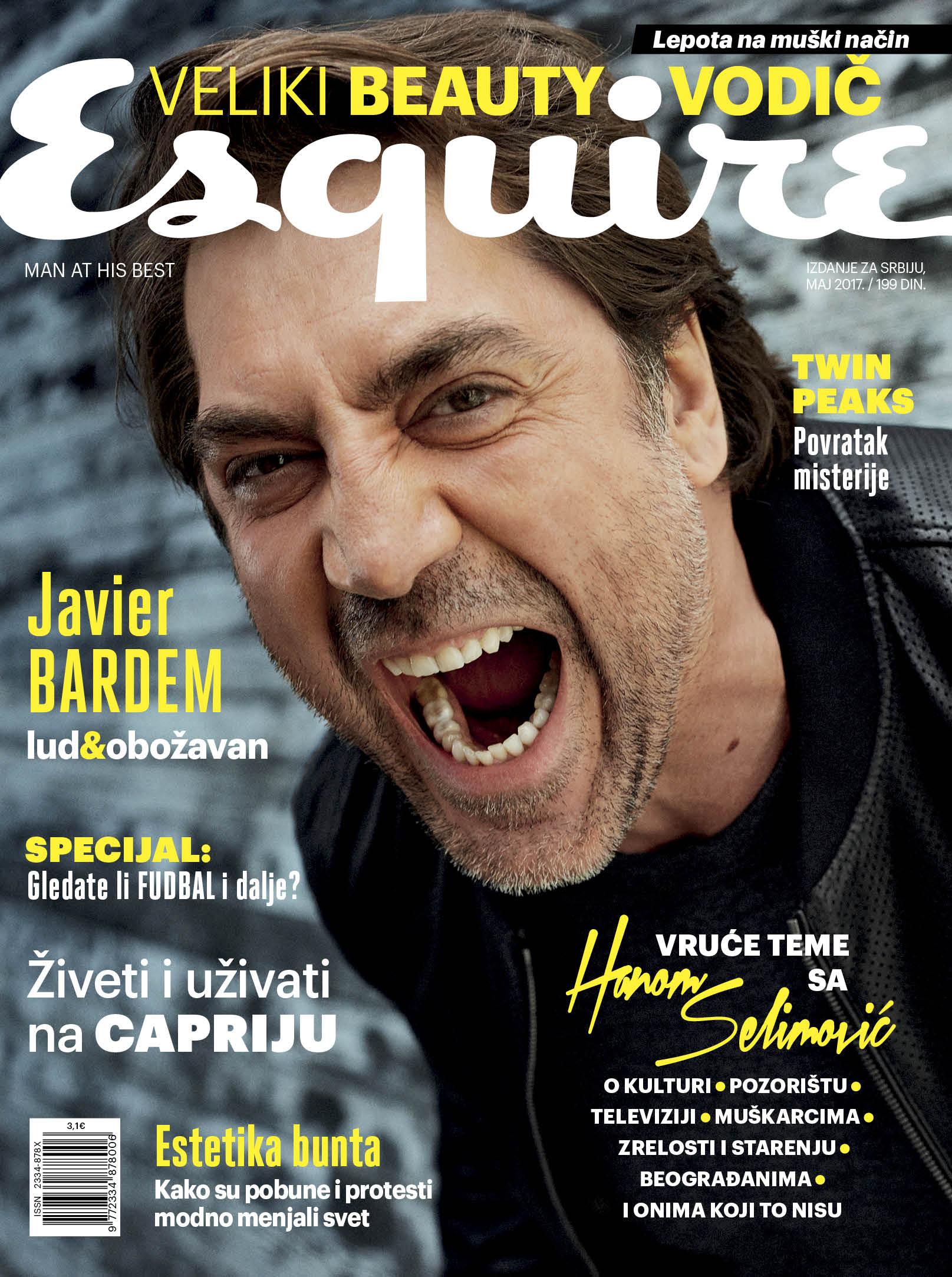 Esquire Maj 2017