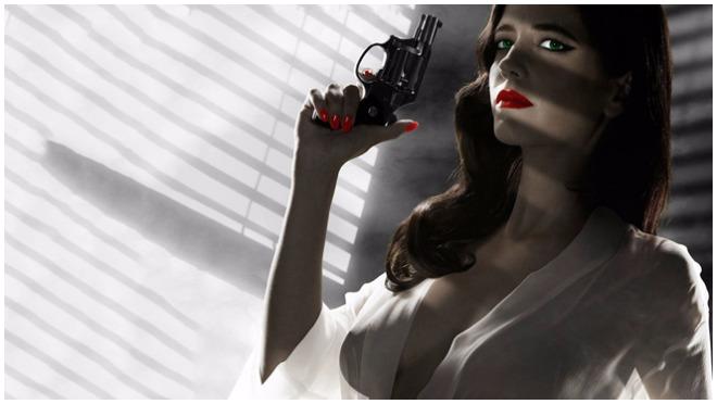 Sin City 2 Eva Green