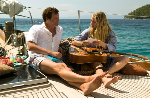 Mamma Mia! Colin Firth Amand Seyfried