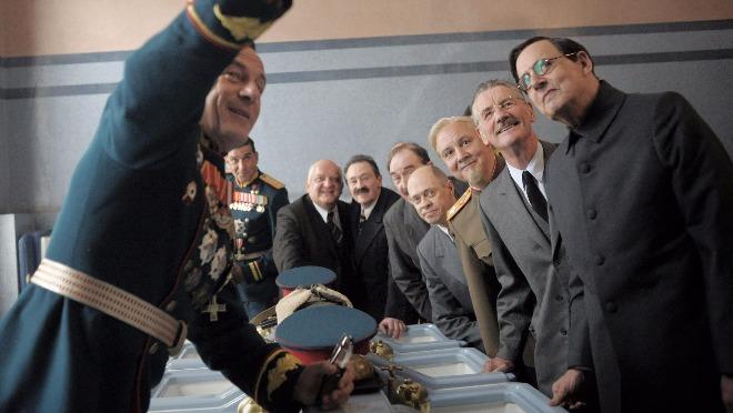 Pogledajte prvi trejler za komediju Smrt Staljina