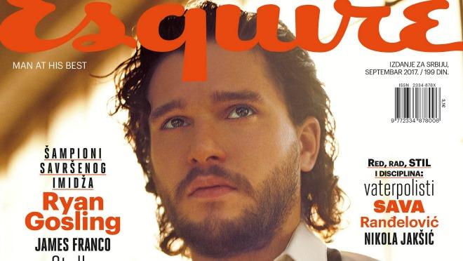Septembarski Esquire je u znaku Game of Thrones i mode