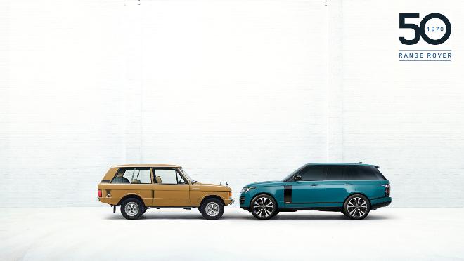 50 godina brenda Range Rover