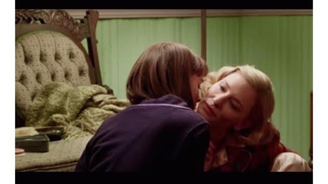 Rooney Mara i Cate Blanchett