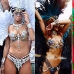 Rihanna na festivalu