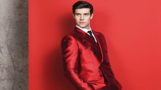 EKSKLUZIVNO:  Ambasador brenda Dolce&Gabbana pozira za Esquire Srbija!