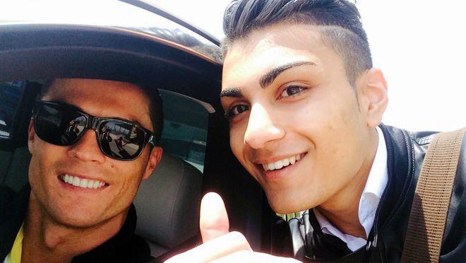 LUDILO: Pogledajte šta je sve uradio Ronaldov fan da bi ličio na svog idola!