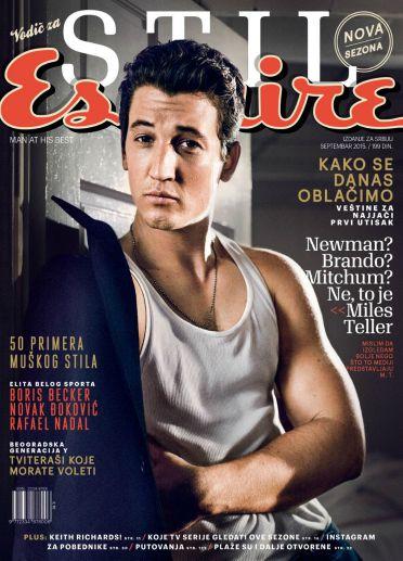 Vodič za novu modnu sezonu u septembarskom broju Esquire-a!