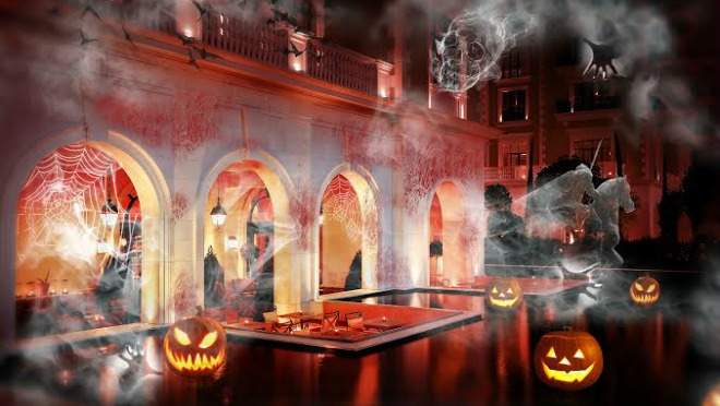 Oktobarski šušur u hotelu Porto Montenegro
