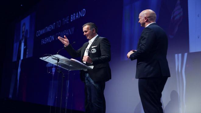 Fashion Company dobio međunarodnu nagradu za posvećenost brendu Guess