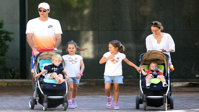 Federer  je izabrao najlepši mogući način da provede slobodan dan!