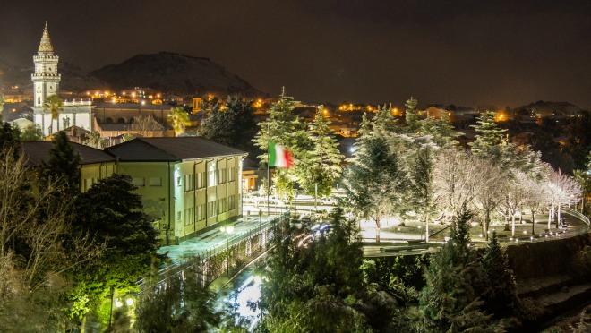 SREBRNA BAJKA: Kako izgleda Sicilija pod snegom?