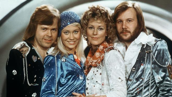 Članovi grupe ABBA ponovo zajedno