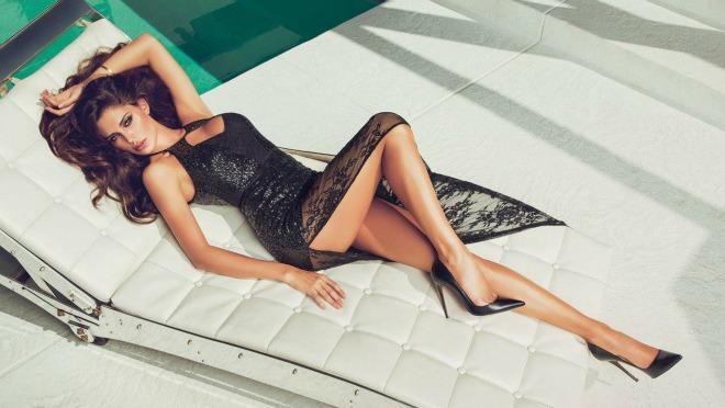 Ona je zvezda nove kampanje modnog brenda Marciano