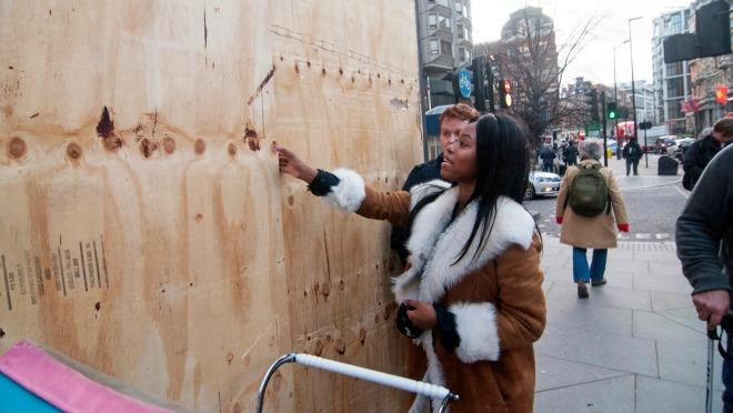 HAJKA: Banksy opet zabranjen u Londonu