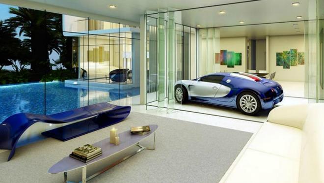 Pogledajte kako izgleda luksuzna vila koja je inspirisana moćnim Bugattijem