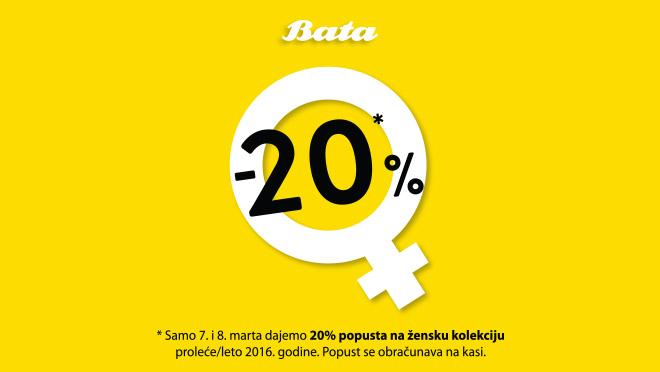 Obraduj je za Dan žena i uštedi!