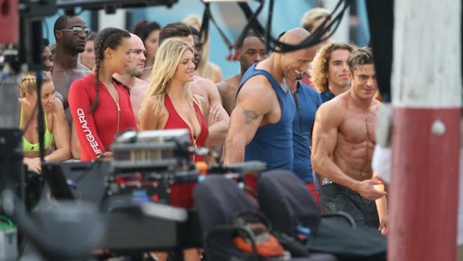 Vodimo vas u Majami na snimanje novog serijala Čuvari plaže