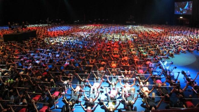 "Najveći fitnes festival u regionu ""ONE LIVE SERBIA"""