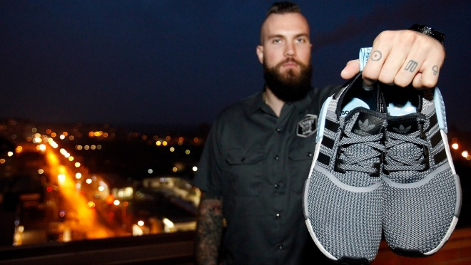 adidas Originals NMD: Miroslav Raduljica nosi patike stvorene za budućnost!