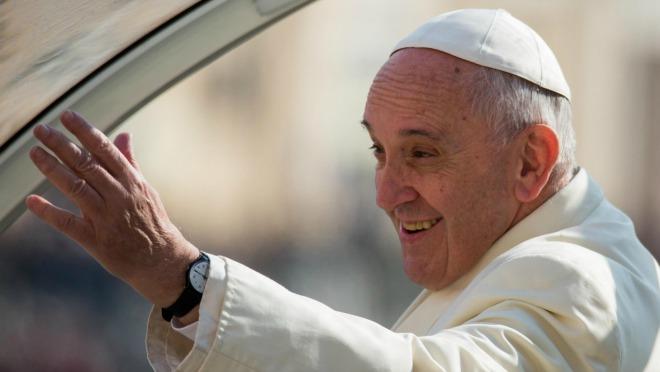 Papa Franja je najavio potez koji je mnoge iznenadio