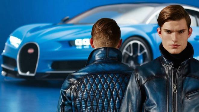 Samo za odabrane: luksuzna linija odeće inspirisana automobilom Bugatti  Chiron