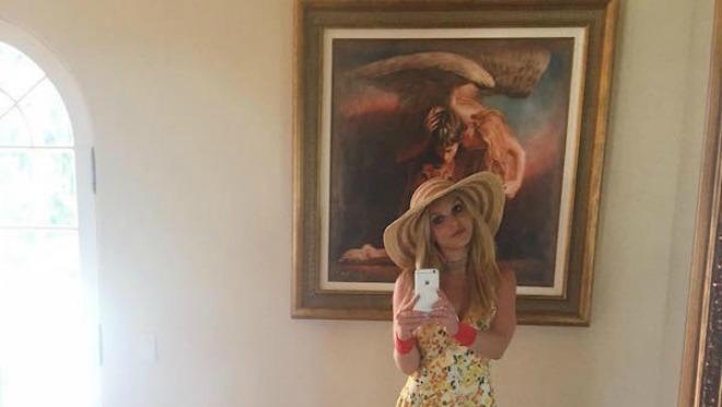 Na prodaju veličanstveni dvorac pop princeze Britney Spears