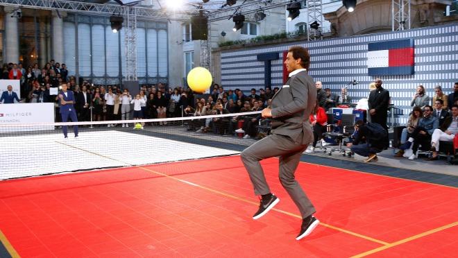 Pogledajte koga je Nadal izazvao na teniski teren