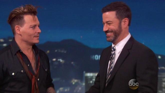 Johnny Depp ne prestaje da šokira puritance