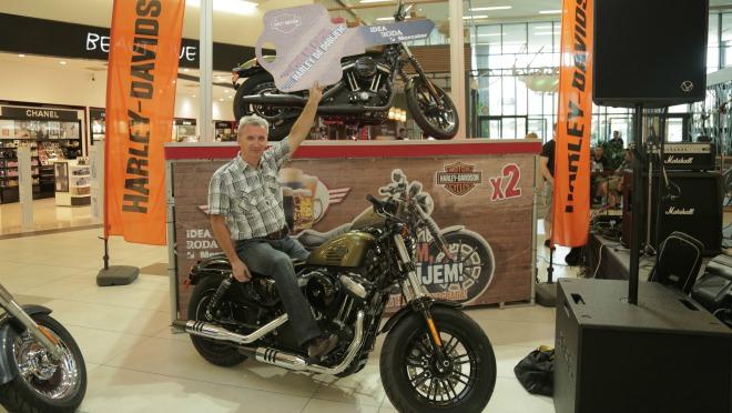 Prvi Harley Davidson dobio svog vlasnika