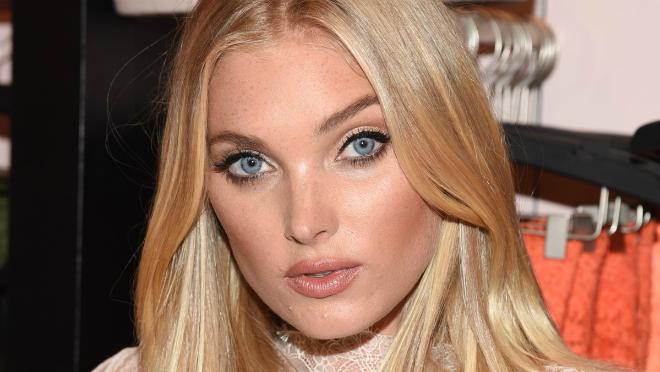 HOROR: paparaci uslikali bez šminke Elsu Hosk, anđela Victoria's Secret