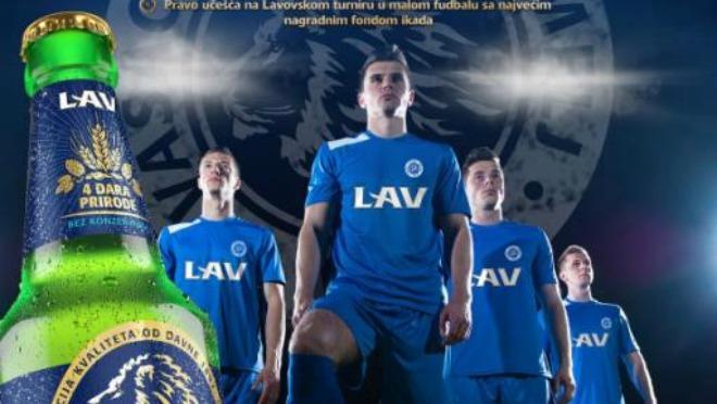 Veliki jubilej LAV podrške malim fudbalskim klubovima
