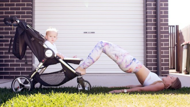 Beba kao sportski rekvizit - preterano ili pohvalno?
