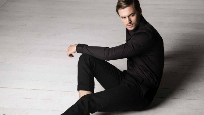 Super model Leo Vlašić u editorijalu za Esquire!