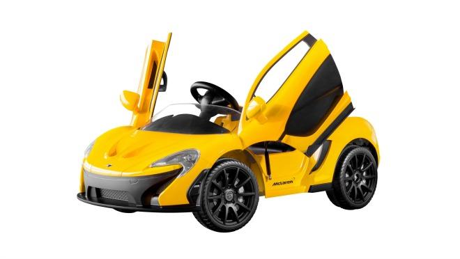 Nova poslastica za ljubitelje McLaren elektrovozila