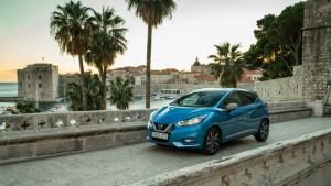Nissan predstavlja Micru pete generacije!