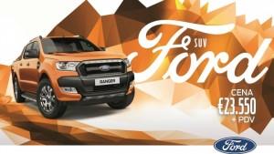 """SJAJNE VESTI: Fordovi """"terenci"""" po sniženim cenama"""