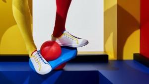 Ovog proleća obuća za muškarce je čist futurizam