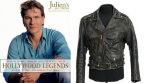 Na aukciji čuvena jakna Patrika Svejzija