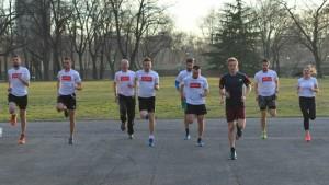 Čuveni britanski atletičar održao trening na Kalemegdanu