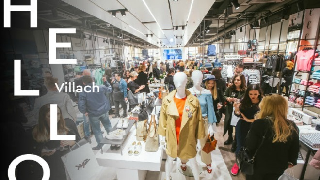 XYZ FASHION STORE zajedno sa zvezdama otvara vrata prvim kupcima u Austriji