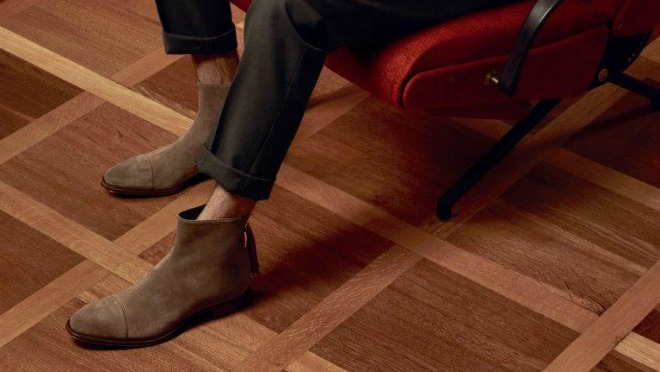 Muške cipele nikada nisu bile tako seksi, zar ne?