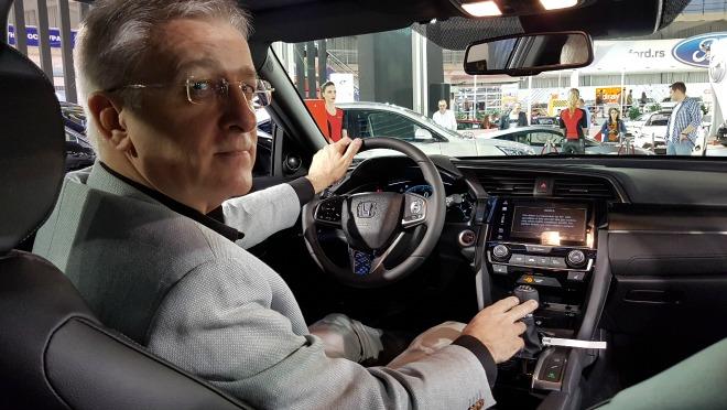 Honda Srbija predastavila nove modele
