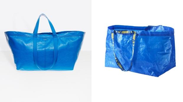 Da li biste kupili torbu od 2000 evra koja izgleda kao IKEA ceger?