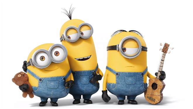 Despicable Me 3: Minioni su u centru pažnje u novom TV spotu