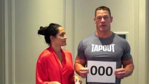 John Cena i verenica Nikki Bella skinuli se pred kamerama!