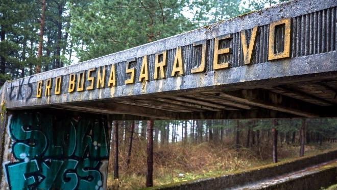 Ovako danas izgleda mesto održavanja Olimpijskih igara u Sarajevu