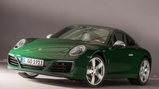 Porsche je proslavio milioniti 911 unikatnim primerkom