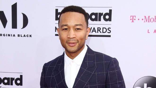 John Legend je najbolje odeven muškarac na Billboard dodeli nagrada