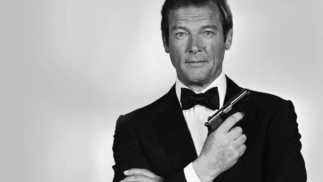 Preminuo Roger Moore - čuveni James Bond