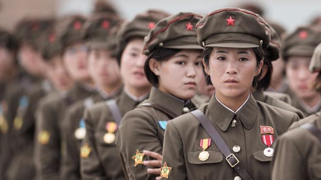 Severna Koreja iza gvozdene zavese